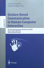 Gesture-based communication in human-computer interaction pdf